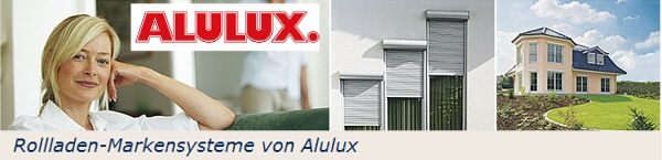 Alulux GmbH, D-33415 Verl